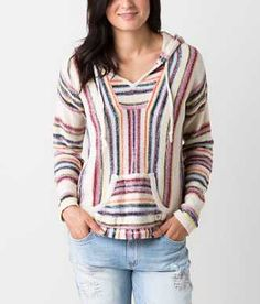 144fc004bf7 Billabong Baja Hoodie - Women s Sweatshirts in White Cap