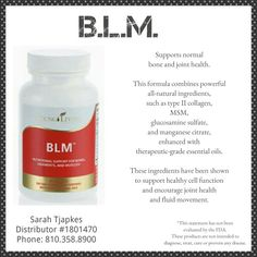 #blm #bones #ligaments #muscles