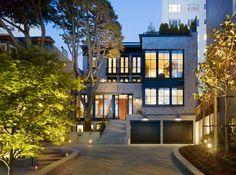Russian Hill Residence, Charlie Barnett Associates | Remodelista Architect / Designer Directory San Francisco Living.