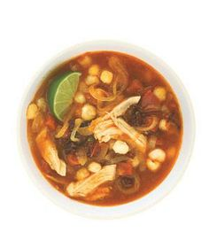 Chicken Posole recipe (271 calories a serving)