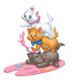 Disney - The Aristocats Disney Junior, Disney Jr, Walt Disney, Disney Love, Disney Pixar, Disney Wiki, Disney Cartoon Movies, Disney Cartoons, Cartoon Characters