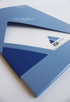 Creative Presentation Folder Designs
