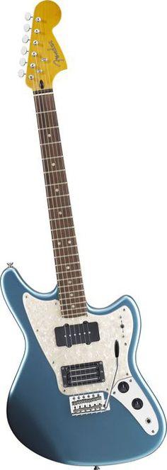Fender Modern Player Marauder Electric Guitar Level 1 Lake Placid Blue