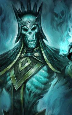 #GOM : Barrow-wight Lord (Enchanters)