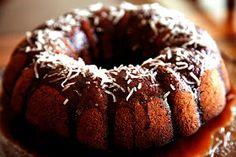 In Ania's Kitchen: Chocolate Cake - Murzynek Ania's Polish Food Recipe #18