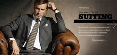 Image result for suiting ads