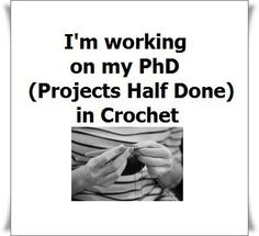 My Phd in Crochet ❥ 4U // hf