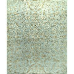 I pinned this Verona Rug from the Graphic & Metallic event at Joss and Main!