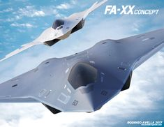 Concept for a US Navy's Next Generation Air Dominance. Sixth Generation F/A-XX Fighter Military Jets, Military Weapons, Military Aircraft, Military Helicopter, Stealth Aircraft, Fighter Aircraft, Stealth Bomber, Air Fighter, Fighter Jets