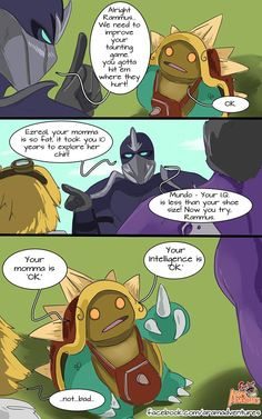 Rammus and Shen Tips for League of legends so hot Lol League Of Legends, League Of Legends Characters, Funny Gaming Memes, Funny Games, Liga Legend, Crazy Jokes, League Memes, Fun Comics, Otaku