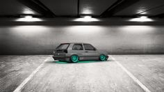 Checkout my tuning #Volkswagen #Golf2Gti 1990 at 3DTuning #3dtuning #tuning