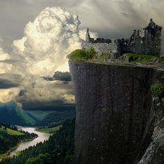Kilchurn castle, Scotland~ what a view!