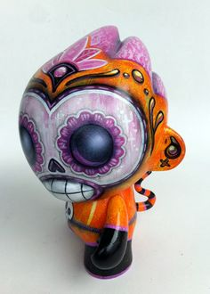 Mucha Foomi commission ~ www.ChrisBrett.ca ~ Art of Chris Brett