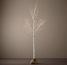 Winter Wonderland Tree - 10' ( I need this is my house for Christmas )