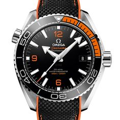 Omega Planet Ocean 600m co-axial Master Chronometer Baselworld 2016