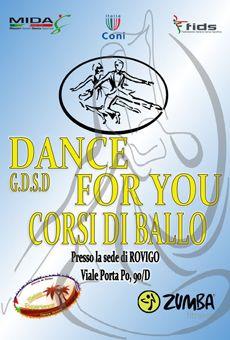 Dance for You- Iscrizioni aperte - Rovigo (RO)