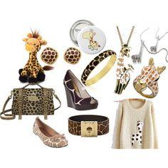 Giraffe stuff