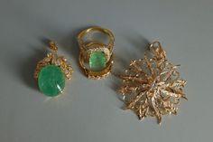 Antique Filigree Diamond Brooch Pendant Starburst 20k Chinese Jade Pendant, Star Pendant, Pendant Set, Colombian Emeralds, Gold Work, Diamond Brooch, Modern Jewelry, Jewelry Crafts, Antique Jewelry