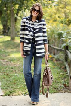What I Wore: Seventies Jackie by What I Wore, via Flickr