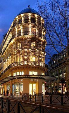 Saint Germain - L'auxerrois, Paris, France