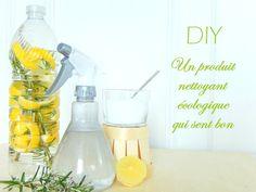 DIY un produit ménager home made qui sent bon - Mon carnet déco, diy, organisation du quotidien, décoration et aménagement de notre intérieur.