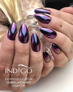 Love this oil spill color!
