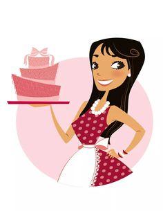 #merylaura #ilustradora #ilustradorescolombianos #artist #illustrator #drawing #draw #illustration #madeincolombia #cake #postre #pastel #pudin #decoration #decoracion