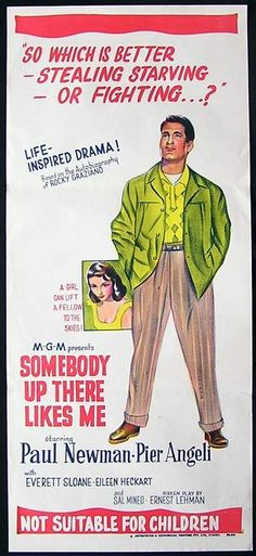 A classic-Somebody Up There Likes Me 1956 | Somebody Up There Likes Me (1956) Movie