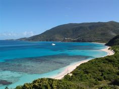 Virgin Gorda Honeymoon: Weather and Travel Guide | Photo by: Shutterstock | TheKnot.com