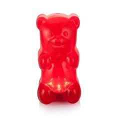 FCTRY Gummygoods Nightlight - Red on Kwerkee