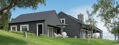 Barn House Sumich Chaplin Architects » Archipro