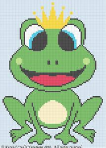 Free Frog Baby Afghan Pattern   images of Baby Boy Crochet Patterns
