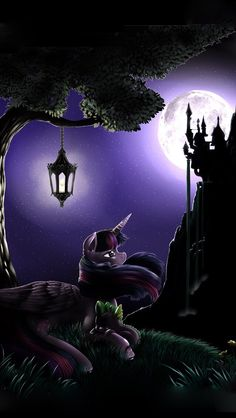 Twilight and Equestria