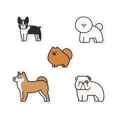 Seiji Matsumoto STORE is opened. Mini Drawings, Cute Animal Drawings, Animal Graphic, Animal Logo, Dog Illustration, Christmas Illustration, Dog Icon, Cartoon People, Cartoon Design
