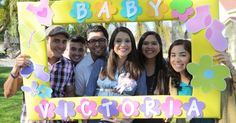 baby shower frame | Portafotos | Pinterest | Baby Shower Pictures, Photo Booths and Frames
