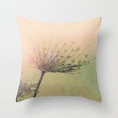 Fine Art Photography Accent Pillow Dreamy Queen Anne's Lace Floral Fabric Throw Pillow Nature Inspired Home & Office Decor Sham Sofa Pillows, Accent Pillows, Cushions, Floral Throw Pillows, Decorative Pillows, Queen Annes Lace, Home Office Decor, Inspired Homes, Floral Fabric