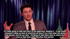 James Lafferty - Series Finale.