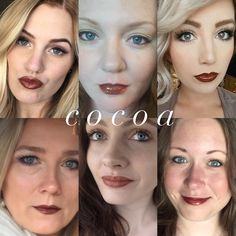 "Cocoa #senegence #Lipsense Follow and order on my facebook page - "" Forever Beauty by Elvia"""