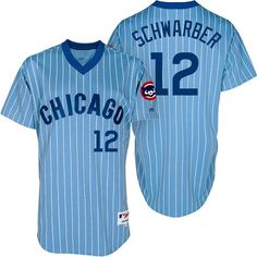 95006b057 ... Cooperstown Stitched MLB Jersey Mens Chicago Cubs 1981 Kyle Schwarber  Majestic Womens Majestic Chicago Cubs 12 Kyle Schwarber Authentic ...
