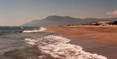 #Iztuzu beach near #Dalyan in #Mugla province #Turkey