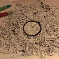 Drawing Art Time