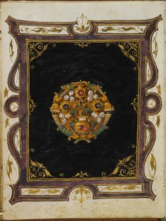 Jewel Book of Duchess Anna of Bavaria - 1555