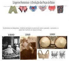 Sexyshop Atacado: Lingeries Femininas - A Evolução das Peças de Baix... Lingerie, Bass, Women's, Lingerie Set, Corsets, Underwear