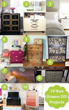 Ikea Drawer DIY