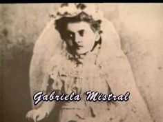 Gabriela Mistral, (YouTube, red social) Youtube Red, Chile, Woman, Movies, Movie Posters, Calendar Date, Documentaries, Writers, Atelier