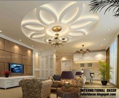 18 Cool Ceiling Designs For Every Room Of Your Home Ceilings . Ceiling  Designs For Living