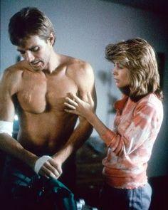 Sarah Connor & Kyle Reese