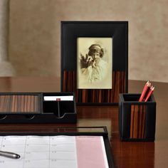 Our office accessories are not only visually appealing but also sturdy and made to last.  Perfect gifts for Father's day! #SHOPNOW at www.elvy.com .