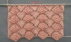 This Pin was discovered by Hül Lace Knitting Stitches, Baby Knitting Patterns, Knitting Designs, Stitch Patterns, Crochet Amigurumi, Knit Crochet, Crochet Cardigan Pattern, Crochet Baby Booties, Site Web