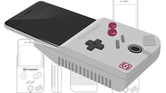 The SmartBoy turns the iPhone 6 Plus into a working Game Boy